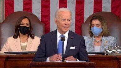 100 Jours De Joe Biden Des Reformes Fiscales Pour Plus De Justice Sociale Xxol5Ywe8Mm Image