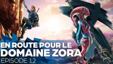 12 Au Secours Du Domaine Zora Zelda Breath Of The Wild Kp074Wiytbo Image
