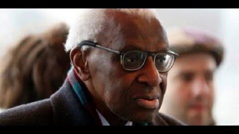 160 Millions Pour La Liberation De Lamine Diack Le Ministre Oumar Gueye Dement