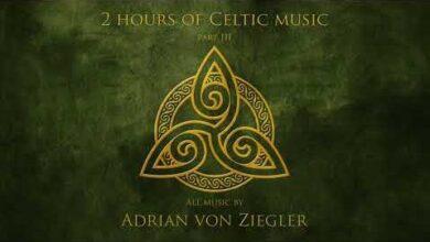 2 Hours Of Celtic Music By Adrian Von Ziegler Part 3 3 Sdzledm4Gic Image