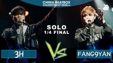 3H Vs Fang9Yan China Beatbox Championship 2020 Battle Solo 1 4 Final Ri Bbdpt7Hk Image
