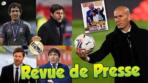 4 Entraineurs Pour Remplacer Zidane Rebondissement Dans Laffaire Guelor Kanga Revue De Presse