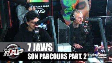 7 Jaws Son Parcours 2Eme Partie Ses Premiers Sons 8 Miles Son Album Planeterap Wk Mss M 40 Image