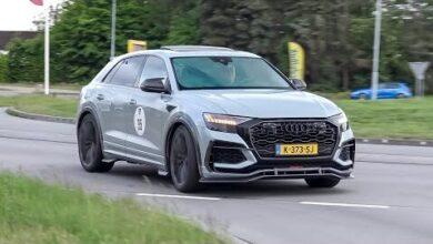 740Hp Abt Audi Rsq8 R Acceleration Sound 0Xfj Gv6Cei Image