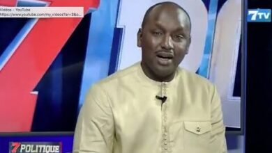 7Politique Dr Cheikh Tidiane Dieye Sur Lavion Presidentiel La Rencontre De Bignona Sonko Et Blyc6Bbysh0 Image
