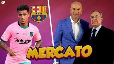 Accord Trouve Pour Phillipe Coutinho Florentin Operez A Tranche Pour Zidane R Mercato Fham0F7Shus Image