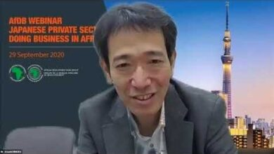 Afdb Webinar For The Japanese Private Sector On Doing Business In Africa 29 September 2020 Pgei6Mmgdv4 Image