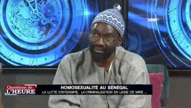 Affaire Homosexual Ababacar Diouf Recois Des Menace En Plein Emission Questions De L Heure Du 26 05 Debuhiv6Gcc Image