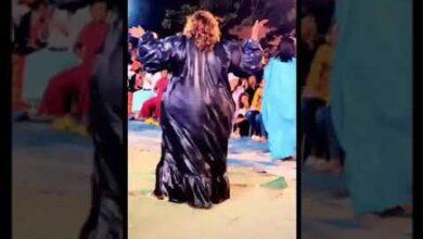 Alima De La Tfm En Mode Leumbeul Lors Du Tanabeer Du Gfm Organise Par Le Personnel Sabar Bou Nekh Unpx4Fdqire Image