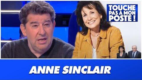 Anne Sinclair Sort Du Silence 10 Apres Laffaire Dsk S4Hyy6Ddb K Image