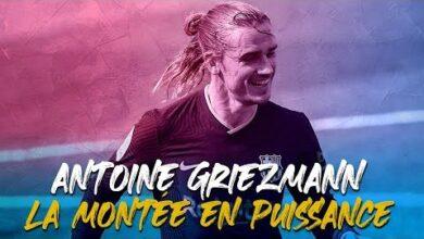 Antoine Griezmann La Montee En Puissance Jisdq20X5B4 Image