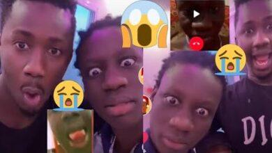 Apres Leur Lomotif Doudou Ngor Serie Adja Ils Saffiche Iphone 12 Mamouska Reaction Xao6 Oj5Ec Image