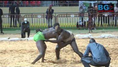 Arene Nationale Diape Dane Mbaye Tine Junior Combat De Lannee Fi6Icocnqry Image