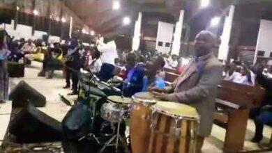 Asimba La Voix Du Cenacle Du Pr G Mendo Ze Concert Du 24 Fevrier A Mvolye Lijmfkalbyg Image