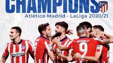 Atletico De Madrid Champion Real Et Barca Cede Aux Colchoneros Pape Kouly Relegue Hwuih8Sfnt0 Image