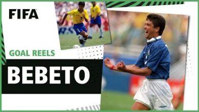 Bebeto Fifa World Cup Goals Jagw9Vdweuu Image