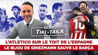 Benji Tiki Taka Latletico Madrid Sur Le Toit De Lespagne 0T9Fg0Ejocm Image