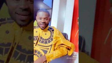 Bijou Ndiaye Avec Team Mbourake Et Teguedigue Du Quartier General De La Tfm Dnmiuduvtum Image