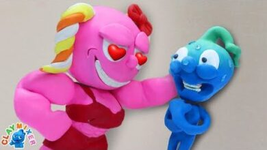 Blue A Peur De Lamour Animated Cartoons Characters Cllzgaogp8O Image