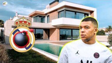 Bombe Kylian Mbappe Chercherait Une Maison A Madrid Ilsym8Y6H3W Image