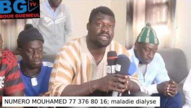 Bouba Et Son Frere Malade Et Besoin Daide Durgence Zappe Par Les Hommes Politiques De Grand Yoof Qcgnzq7Pt5K Image