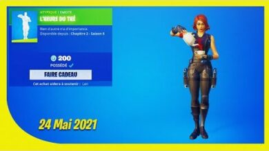 Boutique Fortnite Du 24 Mai 2021 Item Shop May 24 2021 Joutkyxq8Vq Image