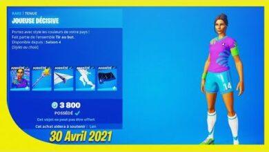 Boutique Fortnite Du 30 Avril 2021 Item Shop April 30 2021 2Ycqupbr4He Image