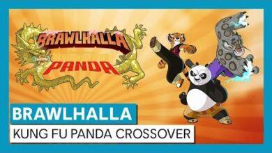 Brawlhalla X Kung Fu Panda Launch Trailer Tcnkkyqvhyw Image