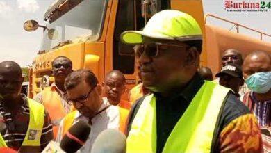 Burkina Faso Tous Les Projets Lances Connaitront Un Aboutissement Eric Bougouma F6Imwbc4Rew Image