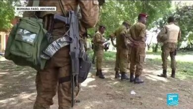 Burkina Faso Une Attaque Jihadiste Fait Plusieurs Dizaines De Morts A Kodyel Dans Lest Du Pays 0Tfavpmqa Q Image