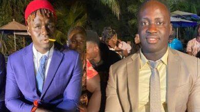 Ca A Chauffe Grave Face To Face Entre Leket Bou Bara Et France De Banjul Pour Le R Ghyrfqeyq Image