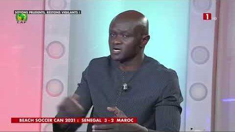 Can Beach Soccer Demi Finale Senegal Vs Maroc 2Eme P Tzqqgoqks7G Image