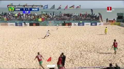Can Beach Soccer Demi Finale Senegal Vs Maroc Ncmsimtzuo8 Image