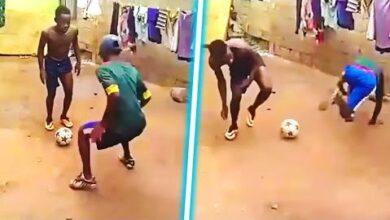Ces Joueurs Africains Humilient Leurs Adversaires Bckixvisoim Image