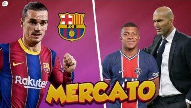 Cest Deja La Fin Pour Griezmann Zidane Dicte Le Dossier Mbappe R Mercato B12Atn Ruoe Image