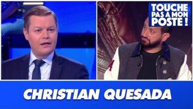 Christian Quesada Est Il Vraiment Capable De Prendre La Fuite Ait6U Dk8Jo Image