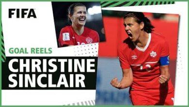 Christine Sinclair Fifa Womens World Cup Goals 8Q0Qk 6Q0Lo Image