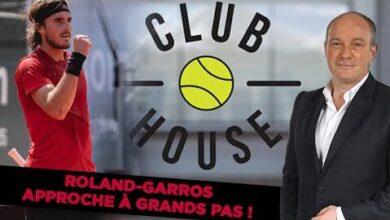 Club House La Jeunesse Au Pouvoir Roland Garros Approche E1Qxarzfy90 Image