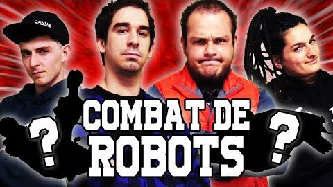 Combat De Robots 8 Ft Sarah Lezito La Boiserie Philippe Cantenot M4Wo2Railiq Image