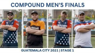 Condensed Compound Mens Finals Guatemala City 2021 Hyundai Archery World Cup Stage 1 Ikint9Chwo4 Image