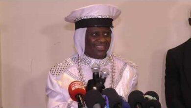 Conference De Cheikh Modou Kara Mbacke Kou Diara Moytou La Je Suis Dangereux Lc4Sfygkjdg Image