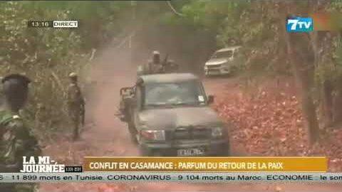 Conflit En Casamance Parfum Du Retour De La Paix Dfuyjmyr34W Image