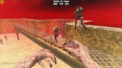 Counter Strike Zombie Escape Mod Ze Catacombs V1 On Dark Professional U2Gljfj2Fo0 Image