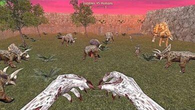 Counter Strike Zombie Escape Mod Ze Jurassicpark2 Lg On Never Die Acjda 58Gvw Image