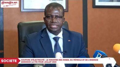 Coupure Delectricite Le Ministre Des Mines Du Petrole Et De Lenergie Annonce La Fin Pour Jnacamb4Dwy Image