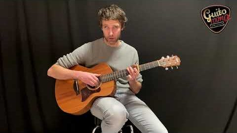 Cours Guitare Fingerpicking If I Needed You The Broken Circle Tuto 2 3 Picking Facile