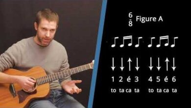 Cours Guitare La Famille Belier Je Vole Louane Michel Sardou Zjgq7Ptwem4 Image