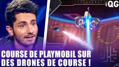 Course De Playmobil Sur Des Drones De Course Alg4Rp5Imbw Image