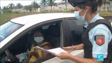Covid 19 En Guadeloupe Acceleration Des Contaminations Et Restrictions Renforcees Pl4Pdo6B20 Image