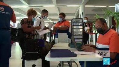 Covid 19 La Martinique Durcit Ses Controles Sur Les Vols Arrivant De Guyane Br4Pc B441K Image